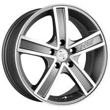Легкосплавные диски Racing Wheels H-412 DDN-F/P 7.5/5x114.3/Rd67.1 — фото