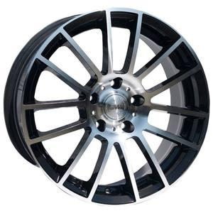 Легкосплавные диски Racing Wheels H-408 BK-F/P 7.0/5x108/Rd67.1 — фото