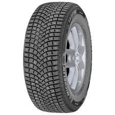 Michelin Latitude X-Ice North 2+ 255/55 R19 111T с шипами — фото