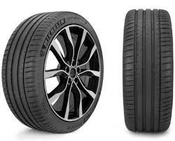 Michelin Pilot Sport 4 SUV 225/60 R18 100V — фото