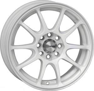 Легкосплавные диски White 6.5/4x100/114.3/R — фото