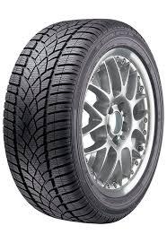 Dunlop SP Winter Sport 3D 255/40 R19 100V — фото