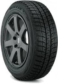 Bridgestone BLIZZAK WS80 235/50 R18 101H — фото