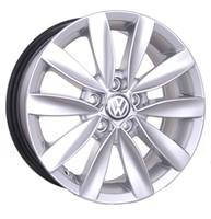 Диски BKR-481 Silv (VW,Skoda) 6.5/5x112/R — фото