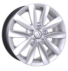 Легкосплавные диски Replica BKR-481 Silv (VW,Skoda) 6.5/5x112/Rd57.1 — фото