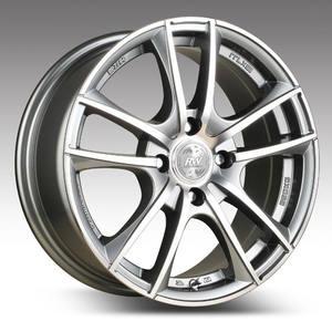 Легкосплавные диски Racing Wheels H-505 SDS-F/P 6.5/4x114.3/Rd67.1 — фото