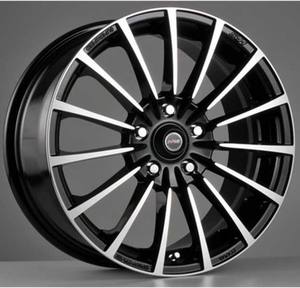 Легкосплавные диски Racing Wheels H-429 BK-F/P 6.5/4x114.3/Rd67.1 — фото