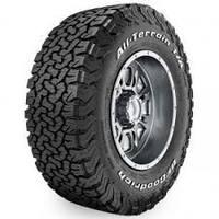 Купить всесезонные шины BFGoodrich All Terrain T/A KO2 265/70 R16 121/118S магазин Автобан