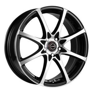 Легкосплавные диски Racing Wheels H-480 BK-F/P 6.5/4x100/Rd67.1 — фото