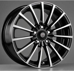 Легкосплавные диски Racing Wheels H-429 BK-F/P 7.0/5x100/Rd67.1 — фото