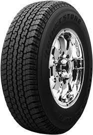 Bridgestone Dueler H/T 840 265/65 R17 112S — фото