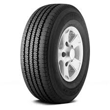Bridgestone Dueler H/T D684 II 265/65 R18 112S — фото