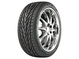 General Tire Exclaim UHP 245/40 R20 99W — фото