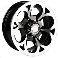 Легкосплавные диски Racing Wheels H-276 HS 8.0/6x139.7/Rd110.5 — фото
