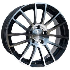 Легкосплавные диски Racing Wheels H-408 BK-F/P 6.5/5x114.3/Rd73.1 — фото