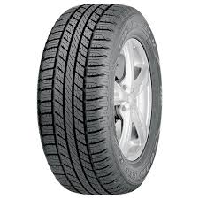 Goodyear Wrangler HP All Weather 245/60 R18 105H — фото
