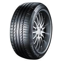 Летние шины Continental ContiSportContact 5 245/50 R18 100W — фото